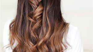 Easy Long Hairstyles for Weddings 20 Awesome Half Up Half Down Wedding Hairstyle Ideas
