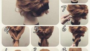 Easy Messy Bun Hairstyles for Short Hair 20 Elegant Easy Bun Hairstyles for Short Hair
