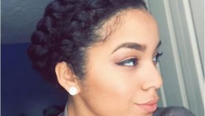Easy Natural Hairstyles for Teenage Girl Quick and Easy Natural Hairstyles for Teens