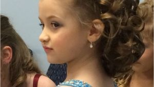 Easy Pageant Hairstyles for Short Hair 30 Best Curly Hairstyles for Kids Brooke S Hair Pinterest