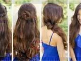 Easy Party Hairstyles for Straight Hair Easy Party Hairstyles for Straight Hair Hairstyle