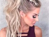 Easy Party Hairstyles for Teenagers 20 Stylish 18th Birthday Hairstyles 2017 for Parties