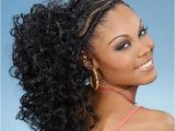 Easy Ponytail Hairstyles for Curly Hair 12 Best Ponytail Hairstyles for Black Women with Black Hair