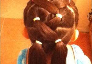 Easy Ponytail Hairstyles for Kids 17 Super Cute Hairstyles for Little Girls Pretty Designs