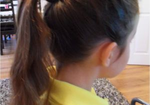 Easy Ponytail Hairstyles for Kids Ponytail Hairstyles for Kids Hairstyle Hits Pictures