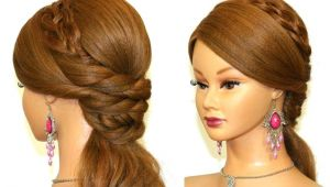 Easy Prom Hairstyles for Long Hair to Do at Home 15 Best Ideas Of Long Hairstyles at Home