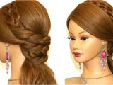 Easy Prom Hairstyles to Do at Home 15 Best Ideas Of Long Hairstyles at Home