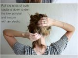 Easy Put Up Hairstyles 22 Cute Ponytails for Long & Medium Length Hair Straight