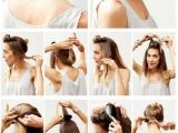 Easy Simple Hairstyles for Shoulder Length Hair Cute Easy Hairstyles Shoulder Length Hair