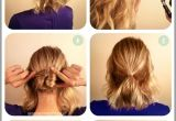 Easy Steps for Hairstyles for Medium Length Hair Straight Hairstyle Step by Step Medium Hair La S