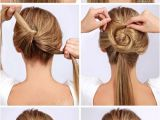 Easy Steps Of Hairstyles to Do at Home Simple Hairstyles to Do at Home