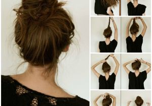 Easy Steps to Do Hairstyles Easy Step by Step Hairstyles Do by Own at Any Time