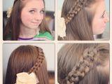 Easy Teenage Girl Hairstyles Easy Hairstyles for Teenage Girl