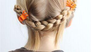 Easy Tie Up Hairstyles 5 Minute School Day Hair Styles Fynes Designs