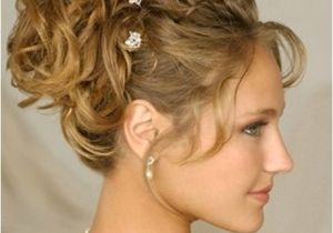 Easy to Do Curled Hairstyles Easy to Do Curly Hairstyles