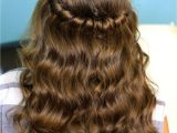Easy to Do Down Hairstyles Headband Twist Half Up Half Down Hairstyles