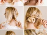 Easy to Do formal Hairstyles Easy Do It Yourself Prom Hairstyles