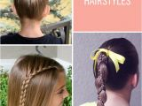 Easy to Do Hairstyles for Little Girls 6 Quick & Easy Hairstyles for Little Girls