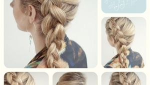 Easy to Do Hairstyles for Long Hair for School 3 Easy Ways Back to School Hairstyles Vpfashion