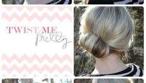 Easy to Do Hairstyles for Shoulder Length Hair 20 Easy Updo Hairstyles for Medium Hair Pretty Designs