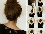 Easy to Do Hairstyles Step by Step Easy Step by Step Hairstyles Do by Own at Any Time