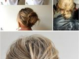 Easy to Do Hairstyles Step by Step Easy Updos for Long Hair Step by Step to Do at Home In