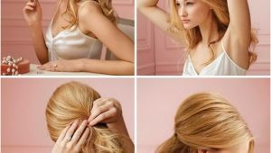 Easy to Do Homecoming Hairstyles Easy Do It Yourself Prom Hairstyles