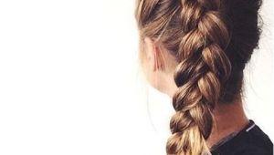 Easy to Do Plait Hairstyles 107 Easy Braid Hairstyles Ideas 2017