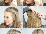 Easy to Do Plait Hairstyles 20 Cute and Easy Braided Hairstyle Tutorials