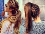 Easy to Do Ponytail Hairstyles Perfectly Easy Ponytail Hairstyles