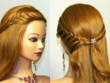 Easy to Do Prom Hairstyles for Long Hair Easy Prom Hairstyle for Long Hair Tutorial