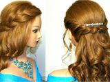 Easy to Do Prom Hairstyles for Long Hair Easy Prom Hairstyles Long Hair Hairstyles