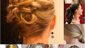 Easy to Do Up Hairstyles Easy Up Do Hairstyles Balancing Beauty and Bedlam