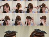 Easy to Do Vintage Hairstyles 17 Ways to Make the Vintage Hairstyles Pretty Designs