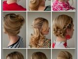 Easy Up Hairstyles for Shoulder Length Hair Easy Updos for Medium Length Hair Tutorial In Updos