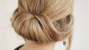 Easy Updo Hairstyles for Work Easy Updo S that You Can Wear to Work Women Hairstyles