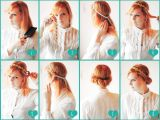Easy Way to Make Hairstyles 16 Super Easy Hairstyles to Make Your Own