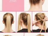 Easy Way to Make Hairstyles 20 Beautiful Braid Hairstyle Diy Tutorials You Can Make