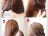 Easy Work Hairstyles for Short Hair Cute Easy Hairstyles Work