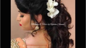 Elegant Hairstyles for Indian Wedding 14 Elegant Hairstyle Indian Wedding