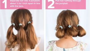 Elegant Hairstyles for toddlers 5 Fast Easy Cute Hairstyles for Girls Hair