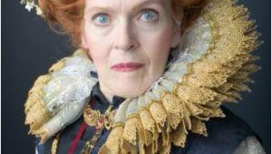 Elizabethan Era Hairstyles and Fashion Mature Woman Wearing Elizabethan Era Queen S Costume Portrait
