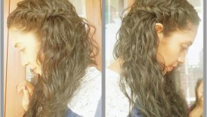 Everyday Hairstyles for Naturally Curly Hair Everyday Hairstyles for Indian Naturally Curly or Wavy