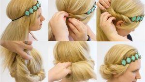 Everyday Hairstyles with Headbands 7 Cute Ways to Wear A Headband Z Fashion Blog Pinterest