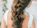 Fancy Hairstyles for Weddings 20 Most Elegant and Beautiful Wedding Hairstyles