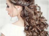 Fancy Hairstyles for Weddings Elegant Wedding Hairstyles Half Up Half Down