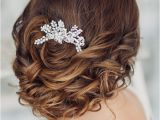 Fancy Hairstyles for Weddings Floral Fancy Bridal Headpieces Hair Accessories 2018 19
