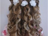 First Communion Hairstyles for Short Hair 50 First Munion Hairstyles Ideas