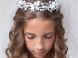First Communion Hairstyles for Short Hair First Munion Hairstyles that Make for Great Memories