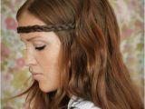 Forehead Braid Hairstyles 40 Cute and fortable Braided Headband Hairstyles
